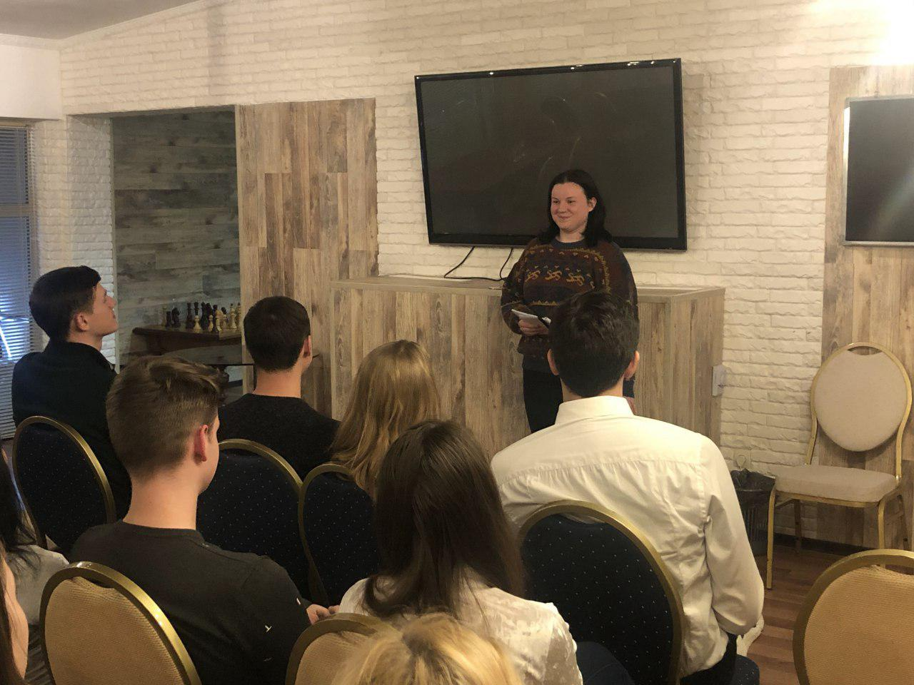 Kateryna Martynchuk, HR-manager Scientific Publications – Publ.Science company